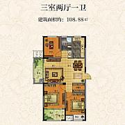 3室2廳 3室2廳