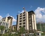 中南熙悦 2019年9月施工进度