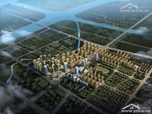 萬泰時代城 透視圖