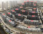中海万锦公馆 2019年11月中海万锦公馆工程进度航拍