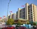 城东宝龙广场 2019年11月施工进度