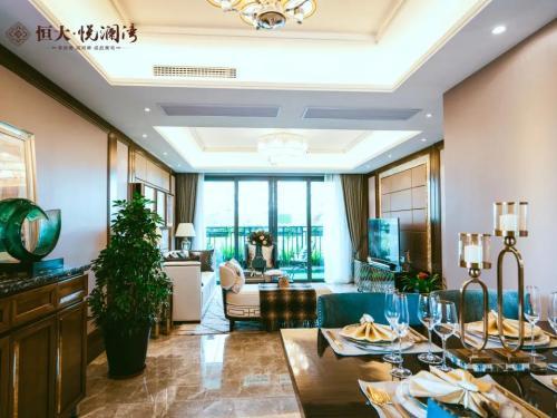 恒大悦澜湾 实景图