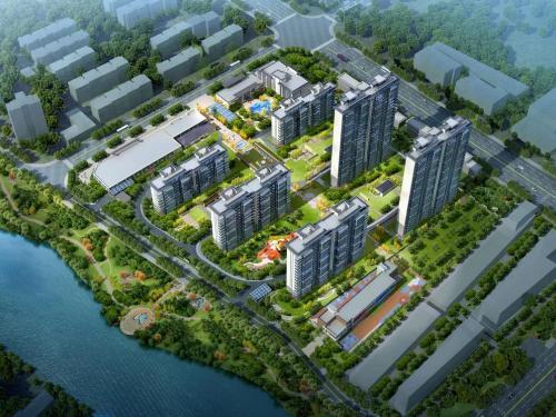 雍锦华府 区位图