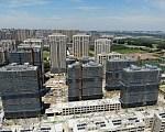 中海万锦公馆 2020年8月施工进度
