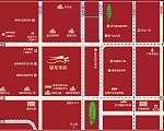 驿龙华府 区位图