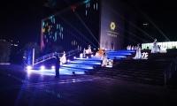 圣桦宝龙世家洋房发布会暨梦境式梵高展成功举办