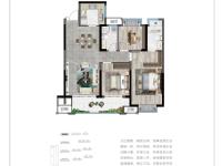 玲雅113平米三室两厅两卫