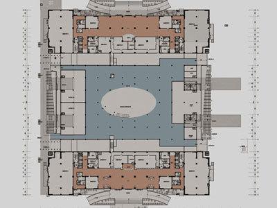 盐城国际创投中心 平面图