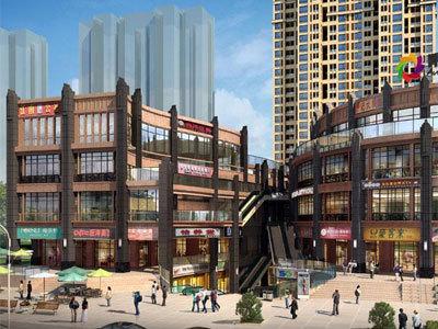 嘉城阳光 商业广场