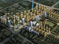 万泰时代城 总鸟瞰图