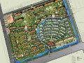 优山美地花园 鸟瞰图