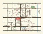 凤凰文化广场 区位图