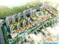 宝龙城市广场 鸟瞰图
