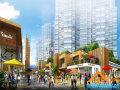 寶龍城市廣場 商業圖