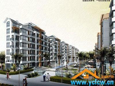 匯景新城 環境圖