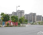 绿地商务城 小区外景图
