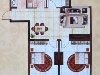 D戶型-94㎡-三室兩廳一衛