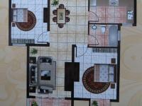 A戶型-85㎡-兩室兩廳一衛