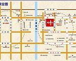 都市壹号 区位图