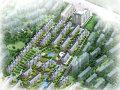 匯景新城 鳥瞰圖