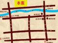 新港明珠 区位图