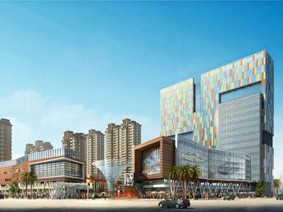 东方1号印象城 商业图