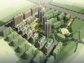 上海花园 鸟瞰图