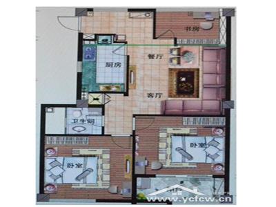 苏农国际广场 户型图