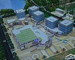 绿地商务城 绿地商务城售楼中心
