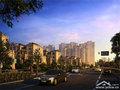 綠地·濱湖城 沿街透視圖