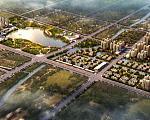 绿地滨湖城 鸟瞰图
