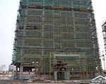 冠亨名城 在建工地