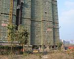 凤鸣缇香 在建工地及绿化