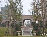 中庚海德公园 实景园林