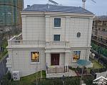 绿地滨湖城 别墅俯视图