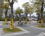凤凰汇·熙园 售楼处园林建设