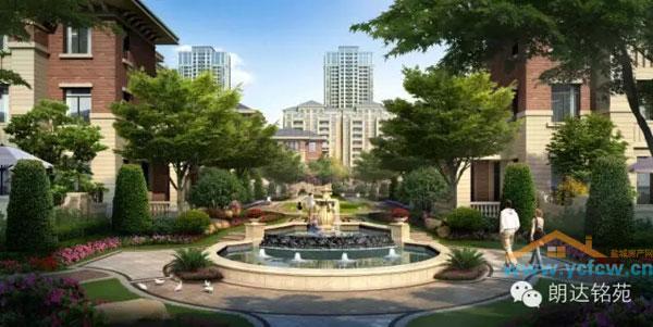 国家甲级资质园林景观设计院倾心打造高端绿色生态住区.