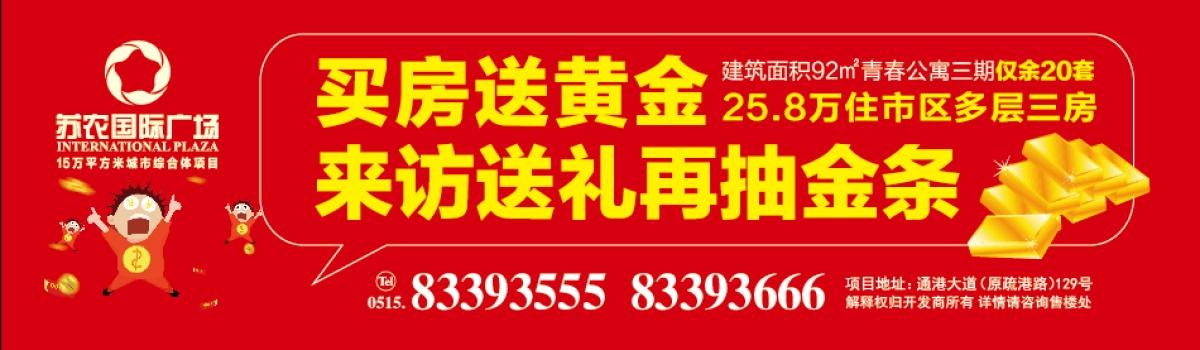 苏农国际广场 形象图