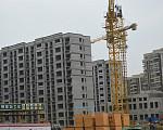 绿地商务城 工程进度