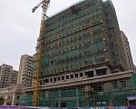 同人怡和园 在建商业楼