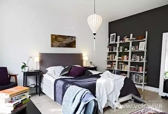 北欧风格卧室灯怎么选择