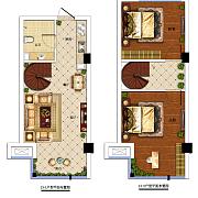 42-83平方经典小户型公寓 42-83平方经典小户型公寓