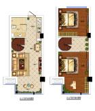 42-83平方经典小户型公寓