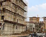 梧桐墅 2016年7月工程进度图