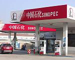 恒大帝景 中国石化加油站(开放大道)