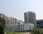 高教公寓 7月施工进度