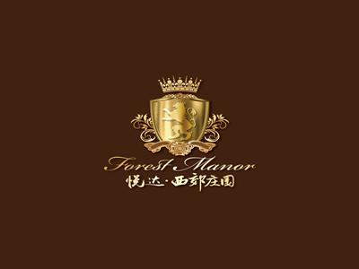 西郊庄园 logo图