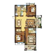 三室两厅两卫 三室两厅两卫