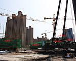 中南世纪城 9月工程进度