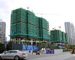 龙泊湾 9月工程进度